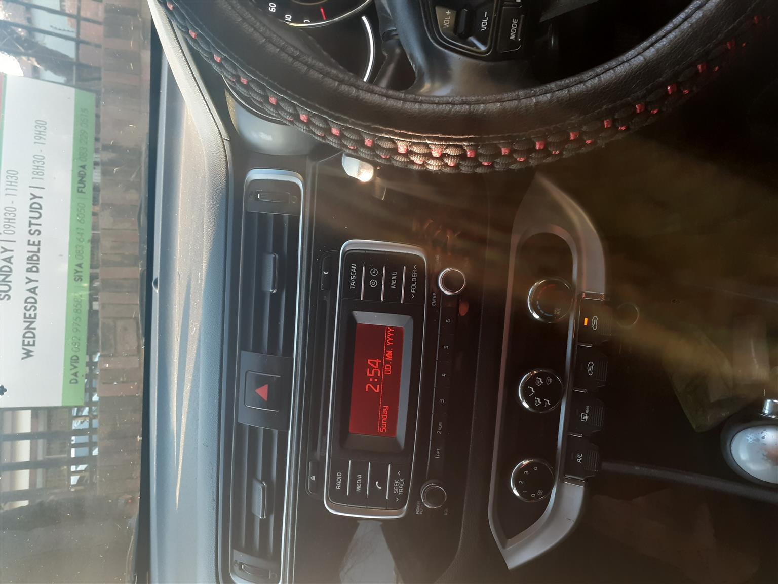 2017 Kia Rio 1.4 4 door automatic