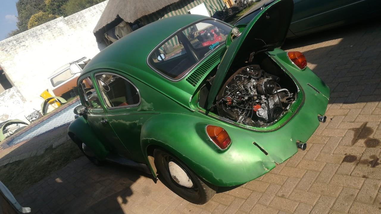 1970 Volkswagen 1500 Beetle - R19,900