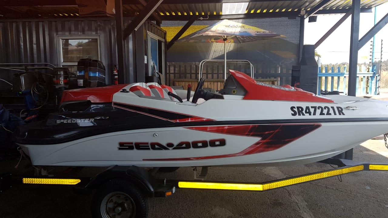 2008 Seadoo 150 Speedster, 215HP Rotax 4 Tech