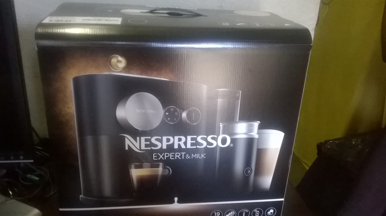 Brand new Nespresso machine for sale