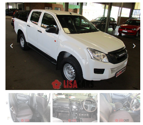 2016 Isuzu Kb Double Cab Kb 250 D Teq Ho Hi Rider P U D C Junk Mail