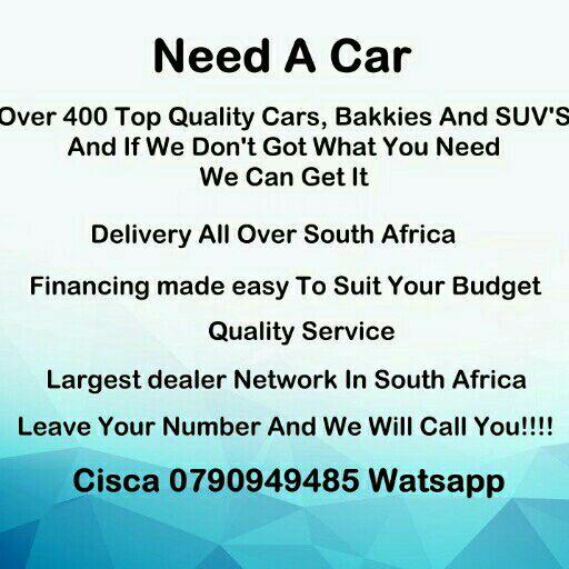 Need a car