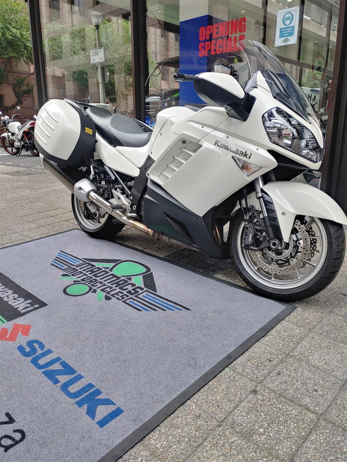 2008 Kawasaki GTR1400