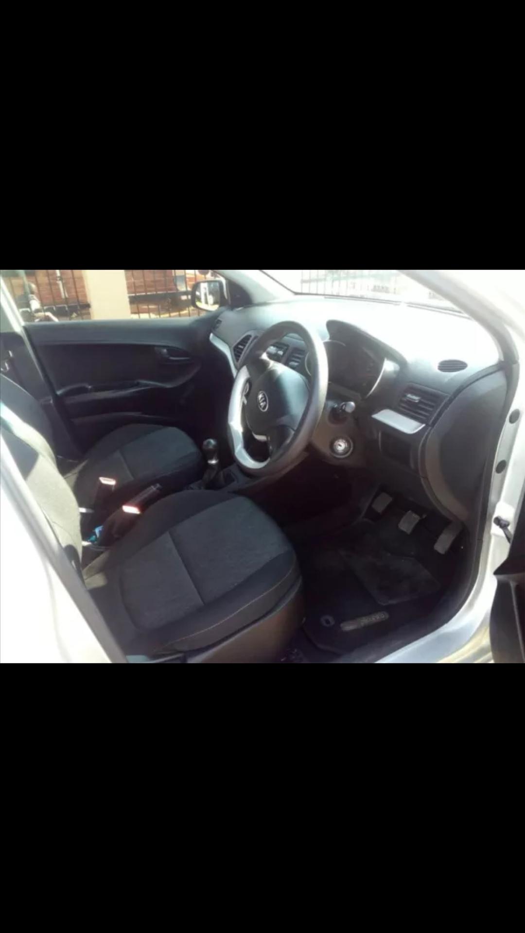2012 Kia Picanto 1.0