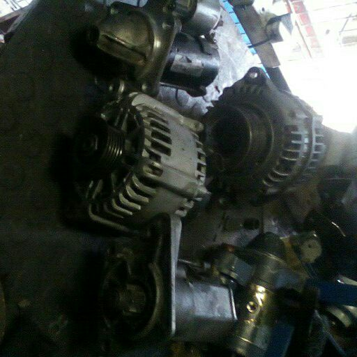 Nissan diesel starters and Alternators for sale