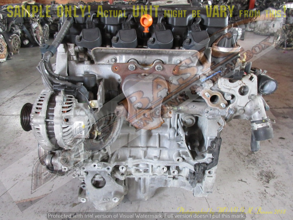 HONDA CIVIC -R16A1 1.6L i-VTEC SOHC 16V Engine