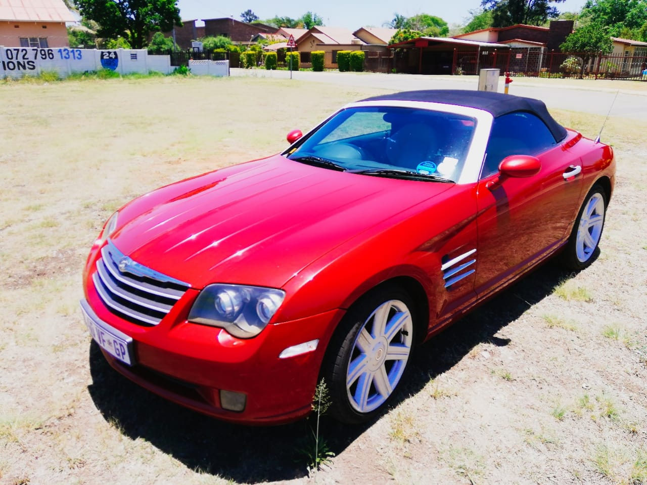 2006 Chrysler Crossfire 3 2 Coupe Junk Mail
