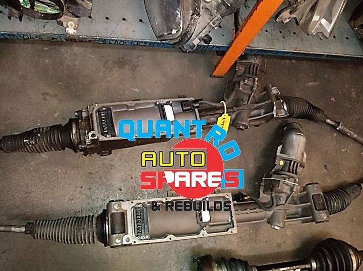 a4 1.8 power steering rack without modules for sale