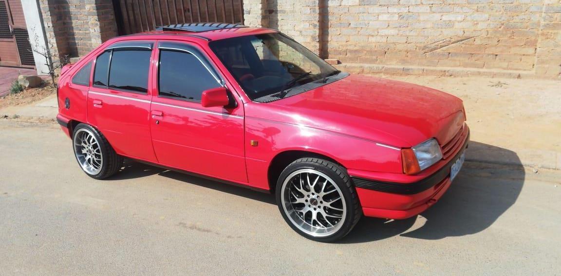 1993 Opel Kadett