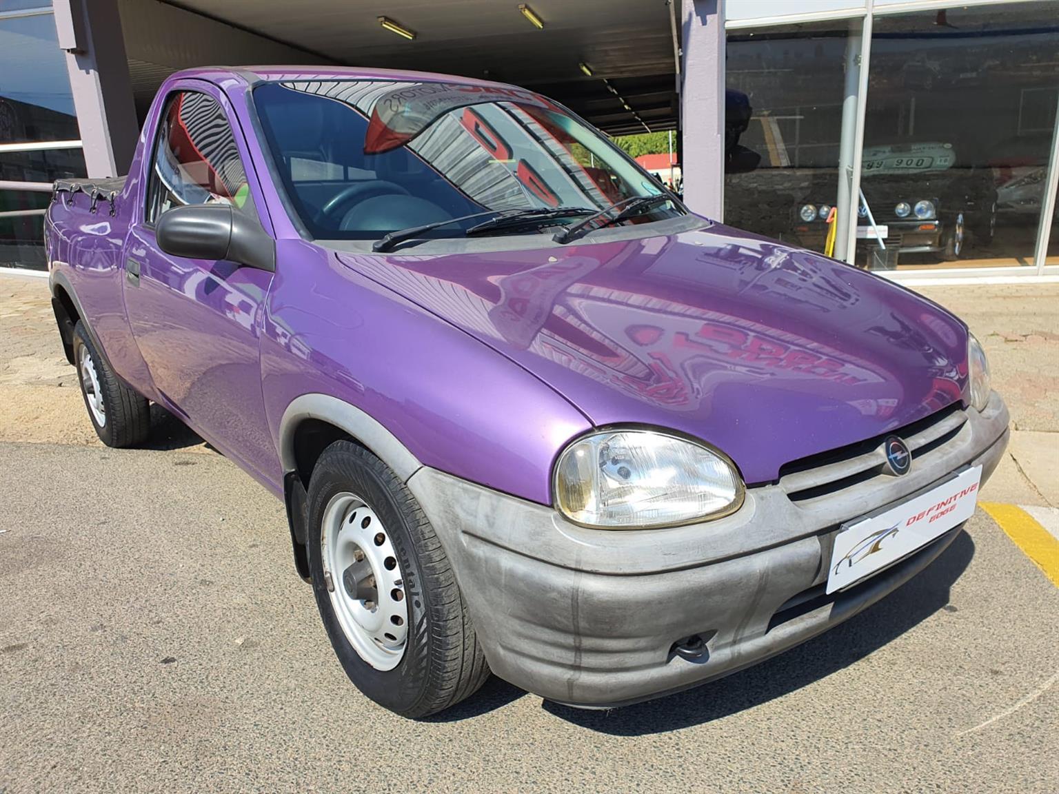 1998 Opel Corsa 1.4 Enjoy