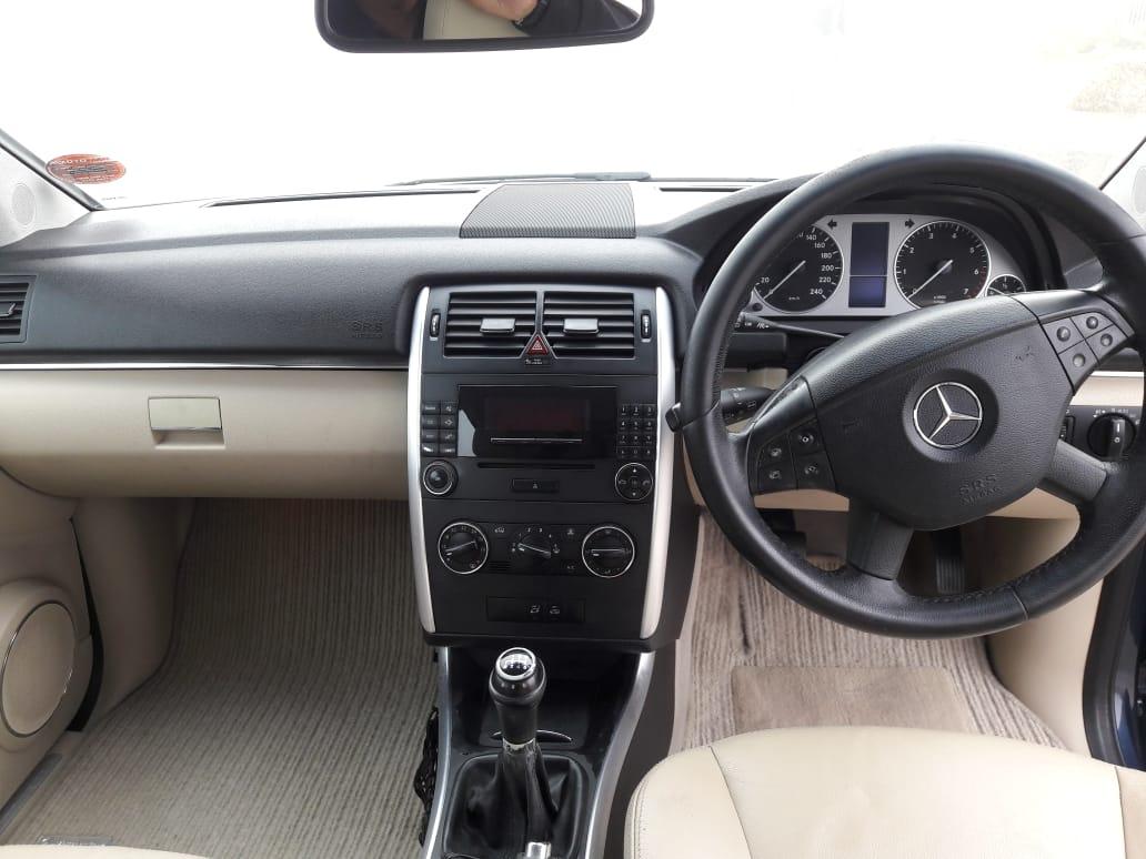 2008 Mercedes Benz B Class B200