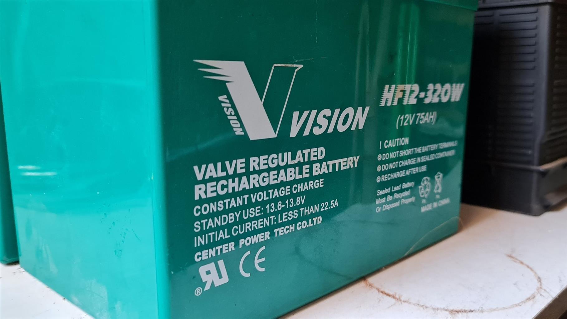 3kva 180 A/H Inverter RCT  24 Volt