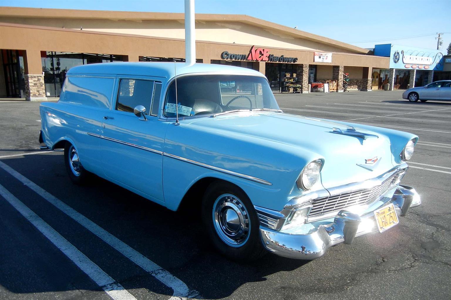 Chevrolet Panel Van | Junk Mail