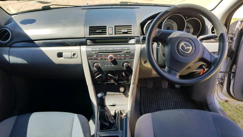 1998 Mazda Mazda3 sedan 1.6 Active