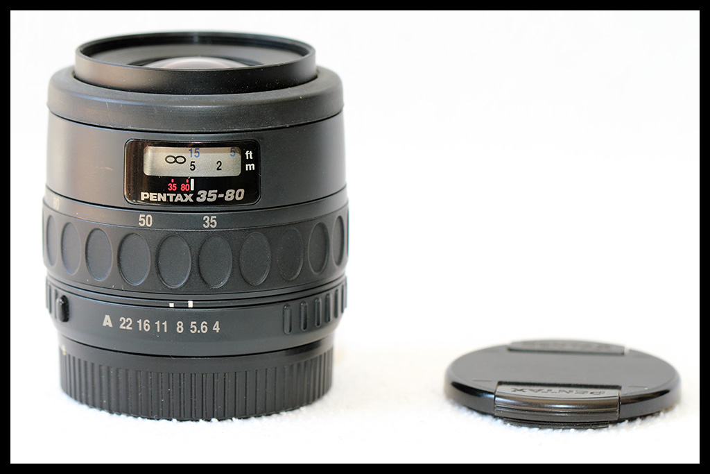 SMC Pentax-F 35-80mm f/4-5.6