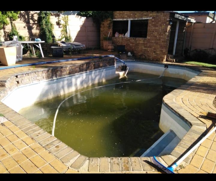 Swimming pools...new & renovations