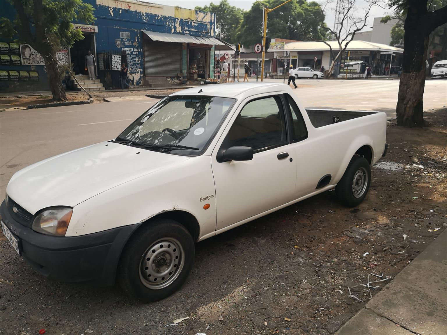 2005 Ford Bantam 1.6i XL