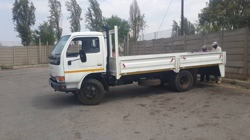 4 Ton for hire