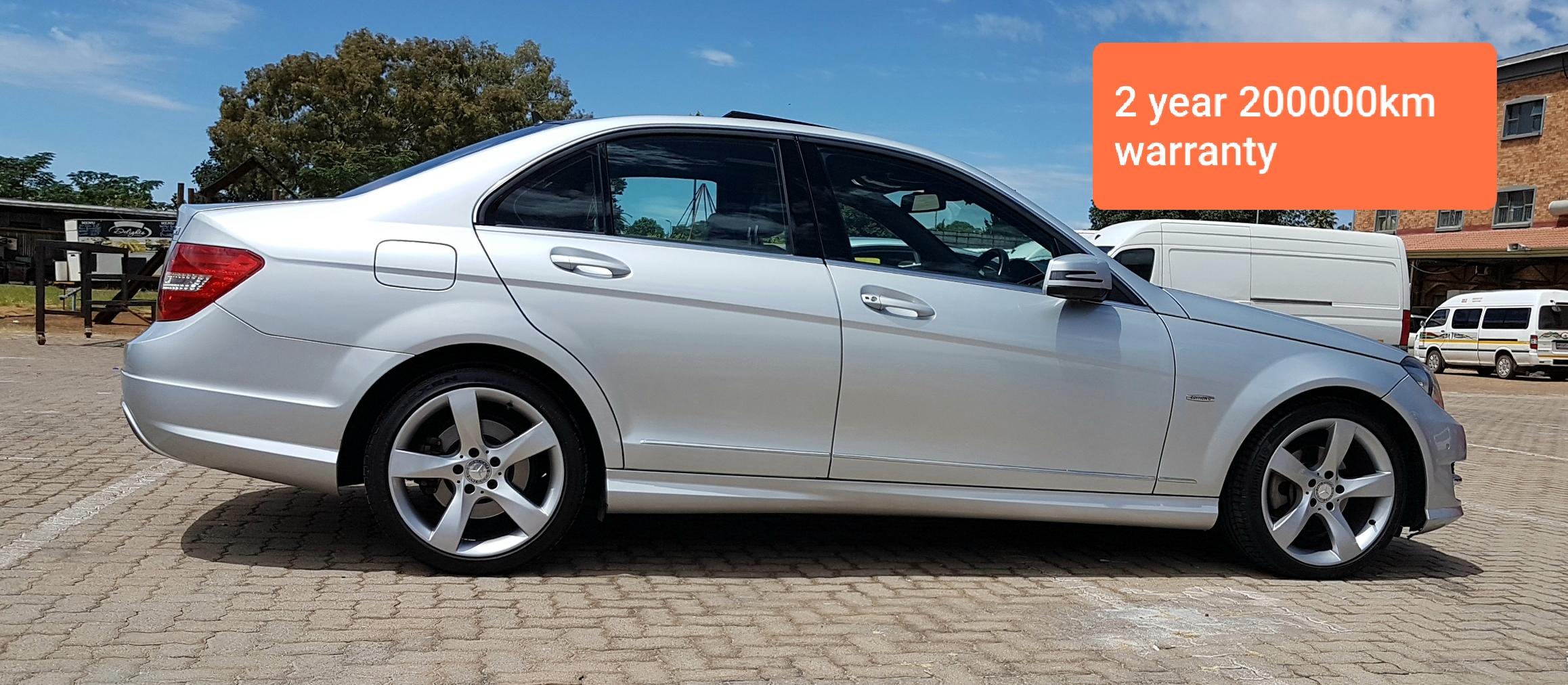 Mercedes benz C250 cdi edition C