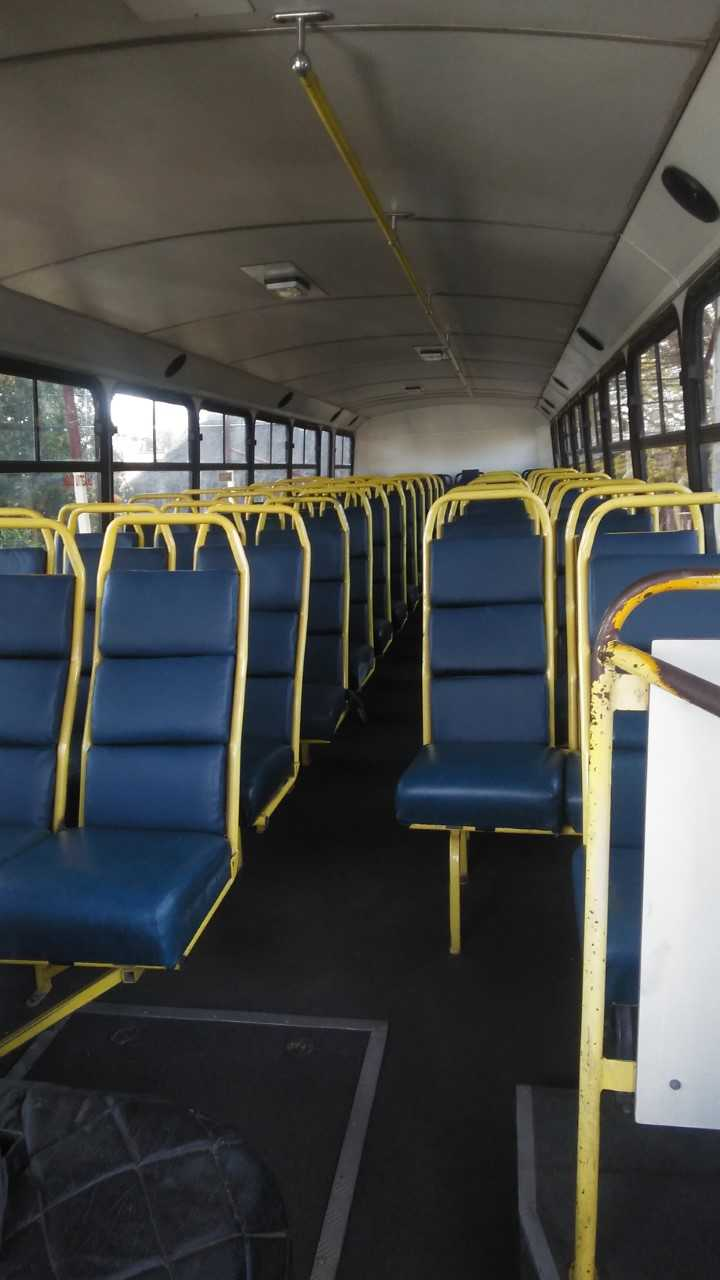 2002 Mercedes Benz 1729 65 Seater Bus for sale