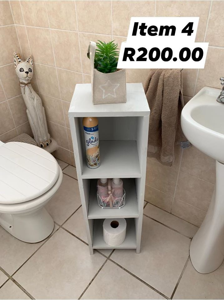 Bathroom cabinet for sale.