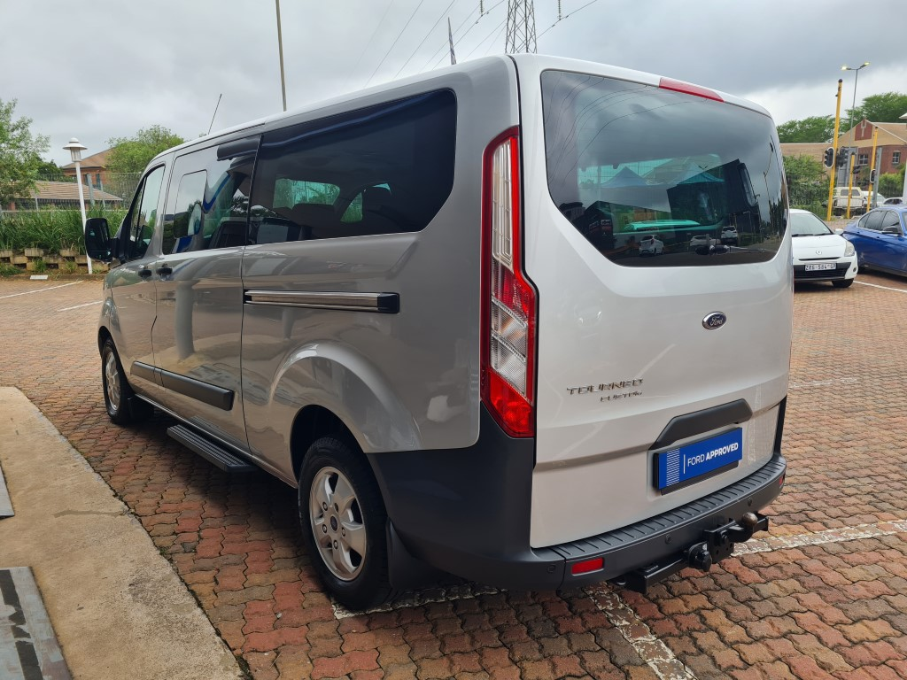 2016 Ford Tourneo Custom