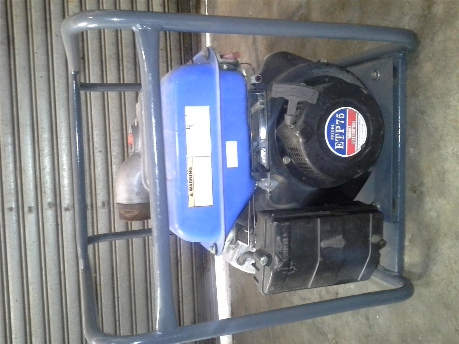 Yamaha Large Trash Pump