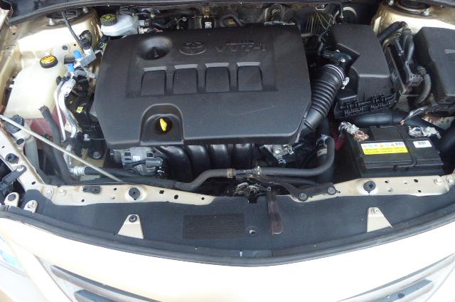 2013 Toyota Corolla 1.6 Professional