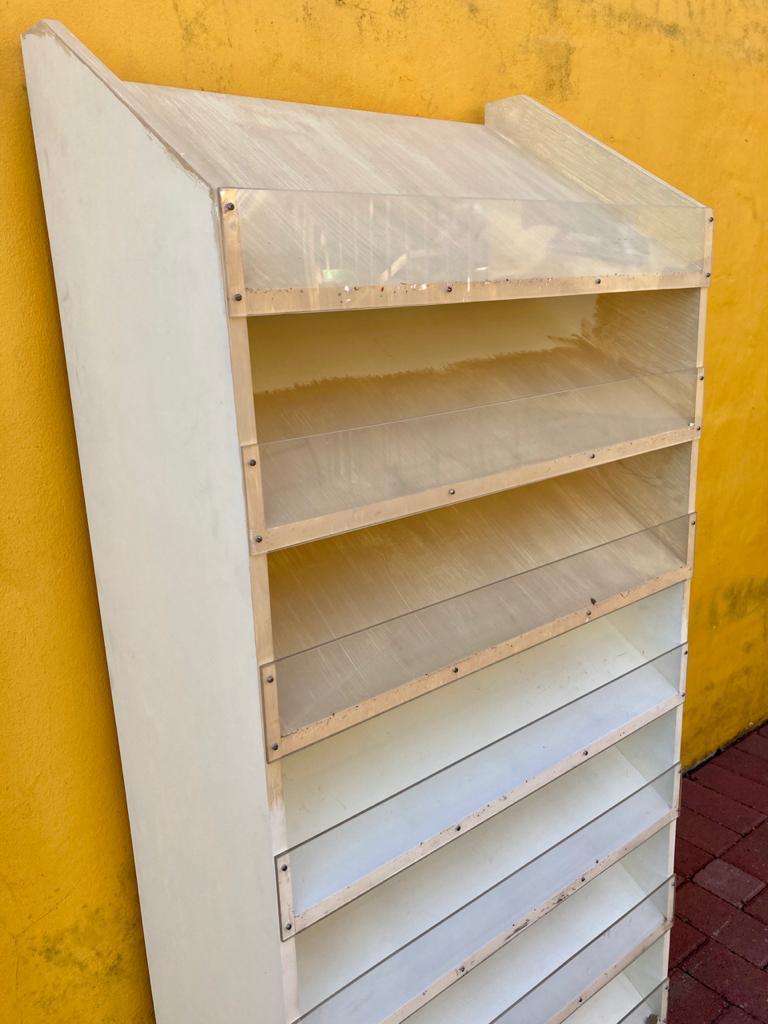 Slanted Bookshelf for sale!