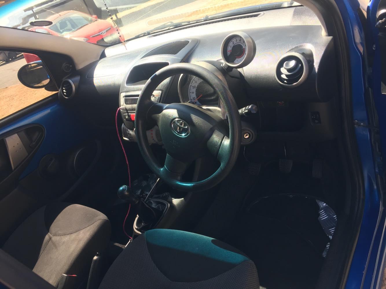 2014 Toyota Aygo hatch AYGO 1.0 (5DR)