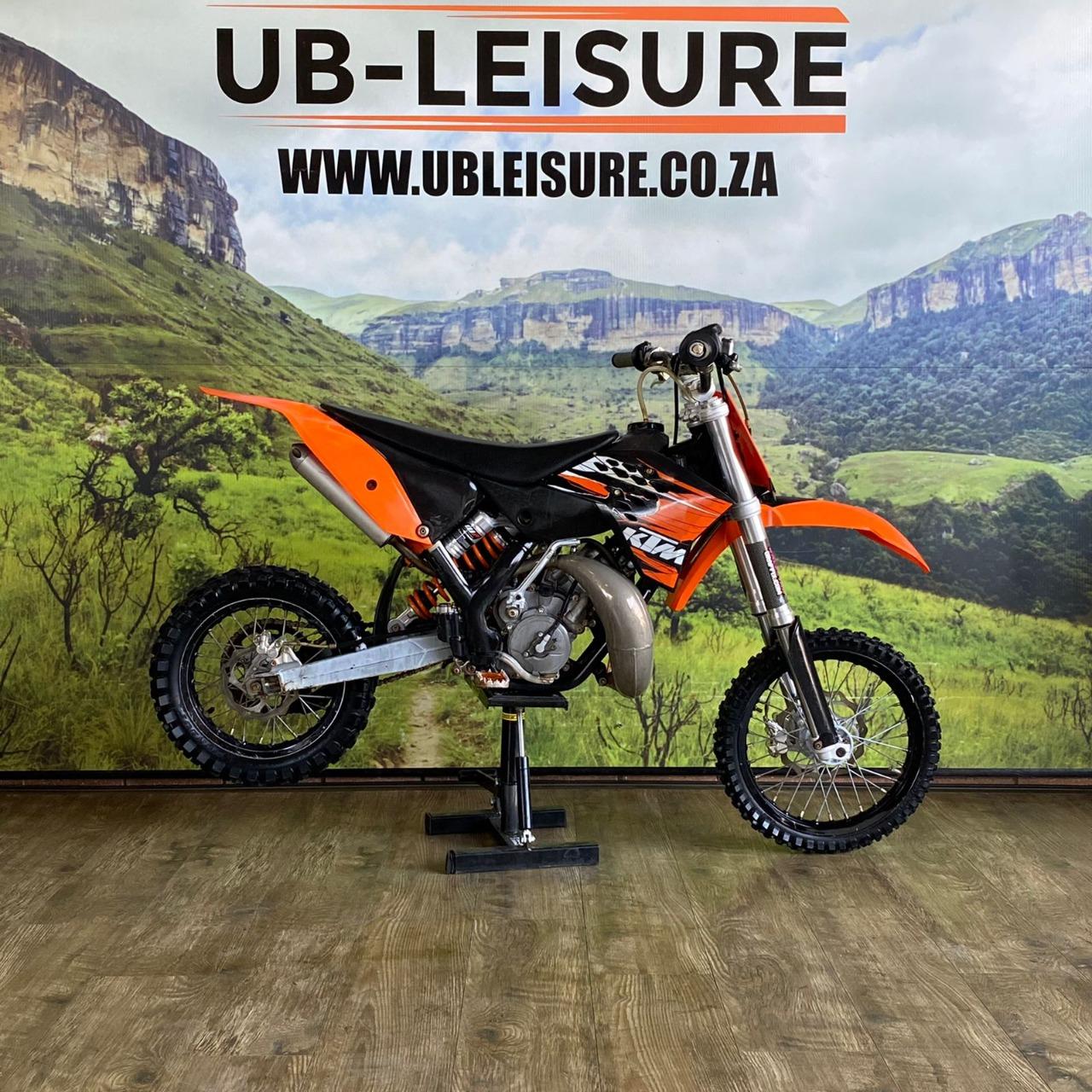 2010 KTM 65 SX | UB LEISURE