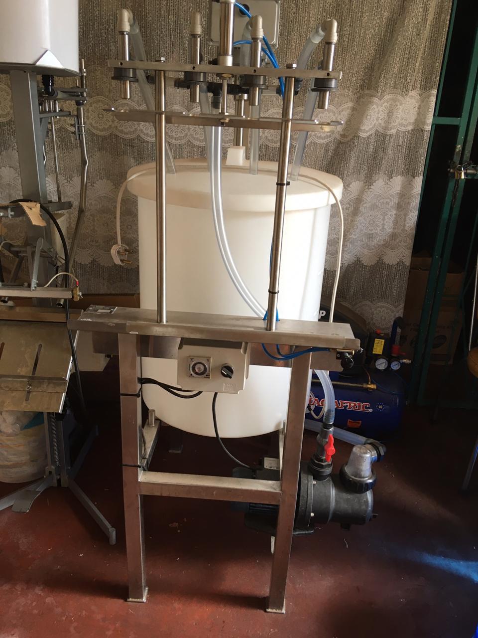 Water/Juice Machine