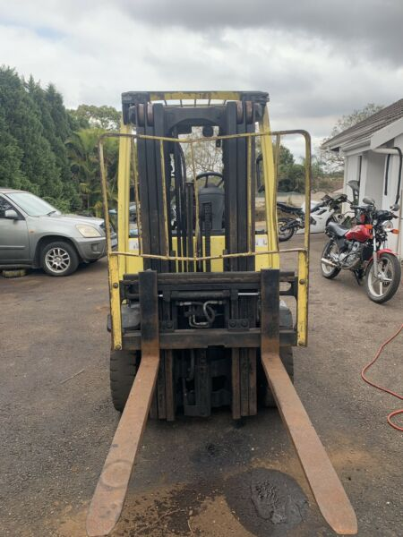 Hyster Forten H2.5FT Diesel Forklift