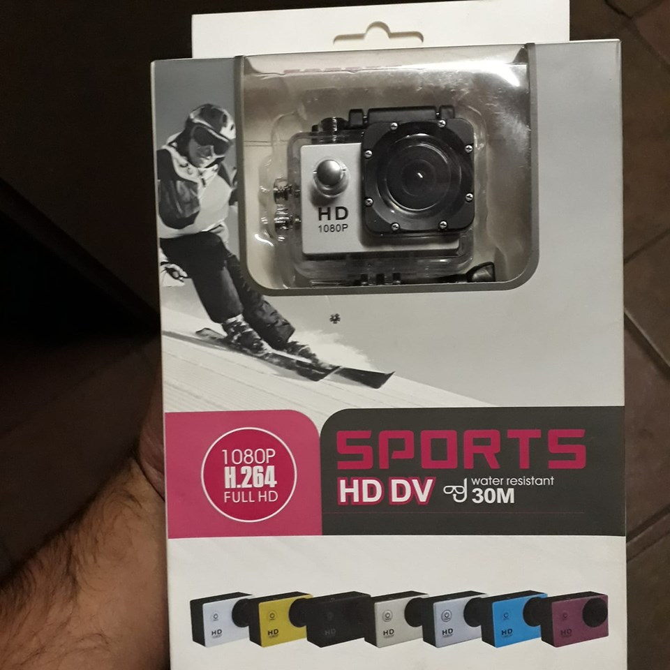 Sportsman HD DV