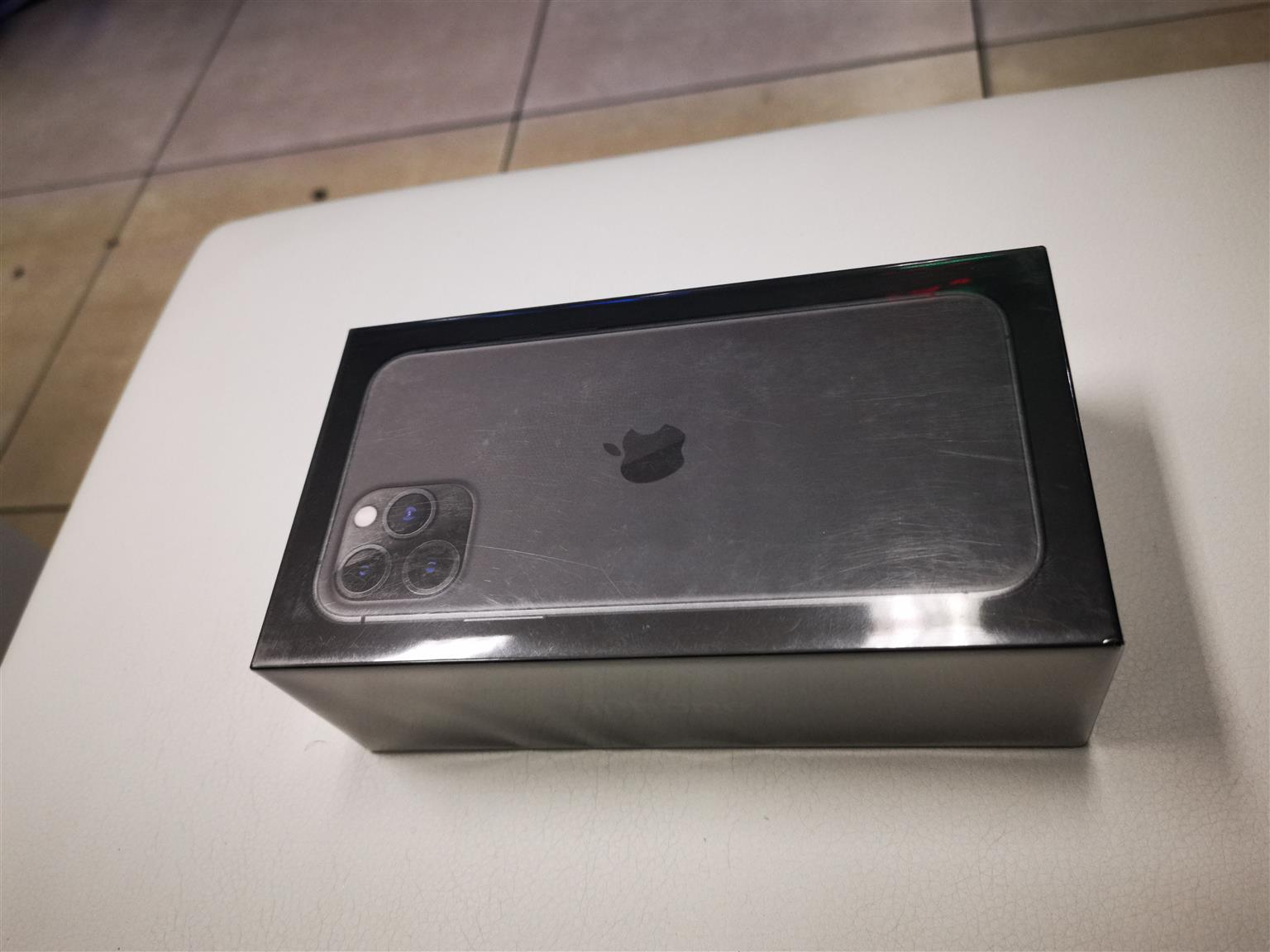 Apple iphone 11 Pro 64gb black phone is brand new in the box sealed