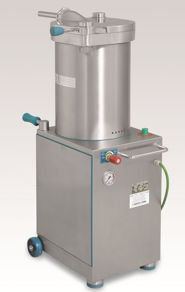 NEW HYDRAULIC SAUSAGE FILLER. (excl VAT)