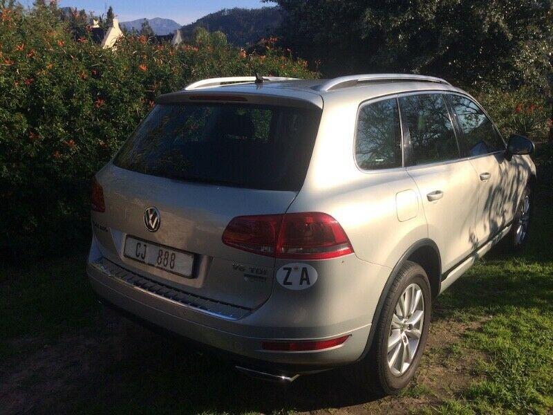 2012 VW Touareg V6 TDI