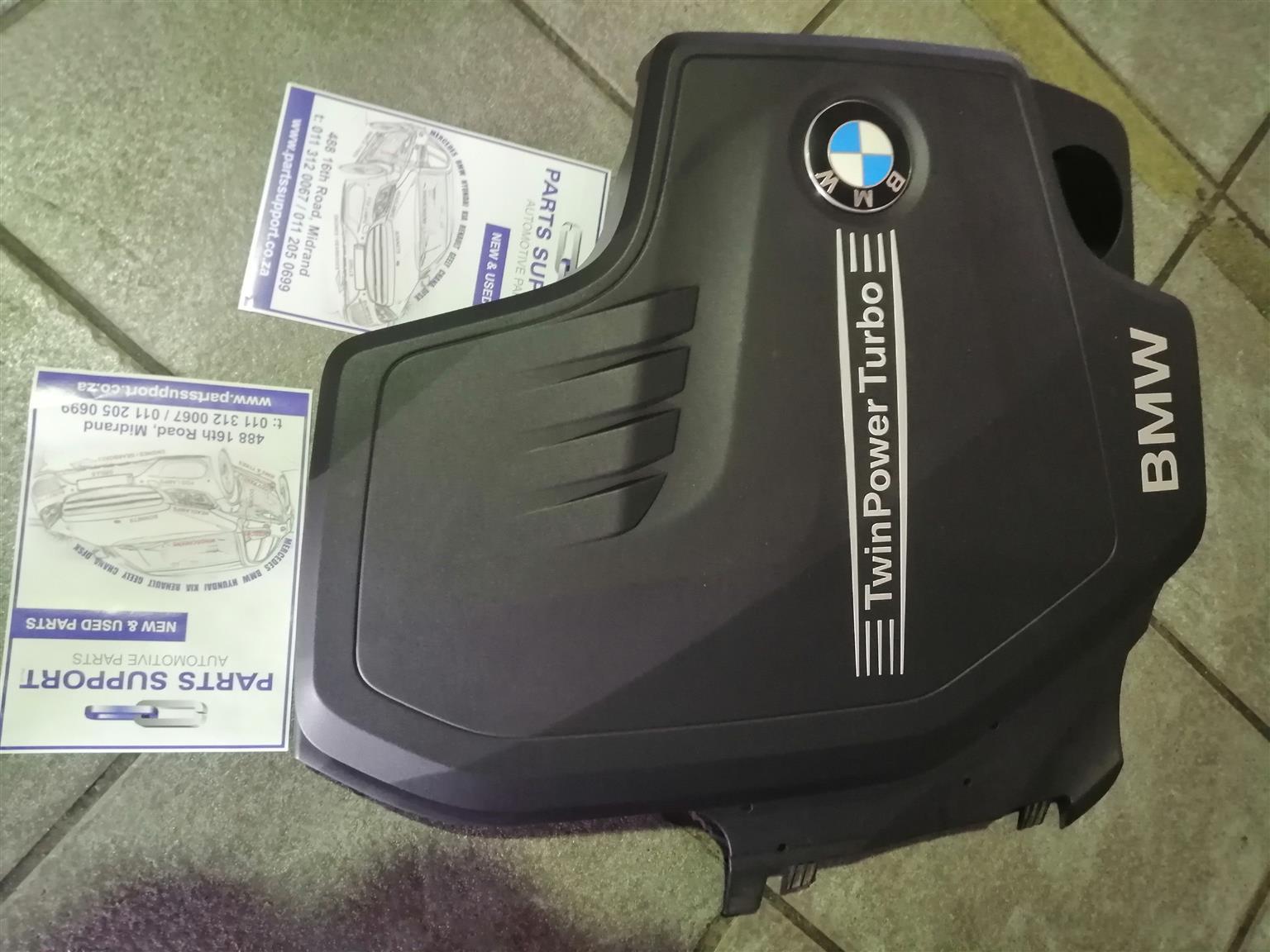 BMW 320I F30 ENGINE COVER