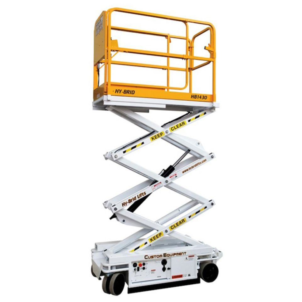 KWICK ACCESS RENTALS - SCISSOR LIFTS FOR HIRE -4.2m to 11.7m