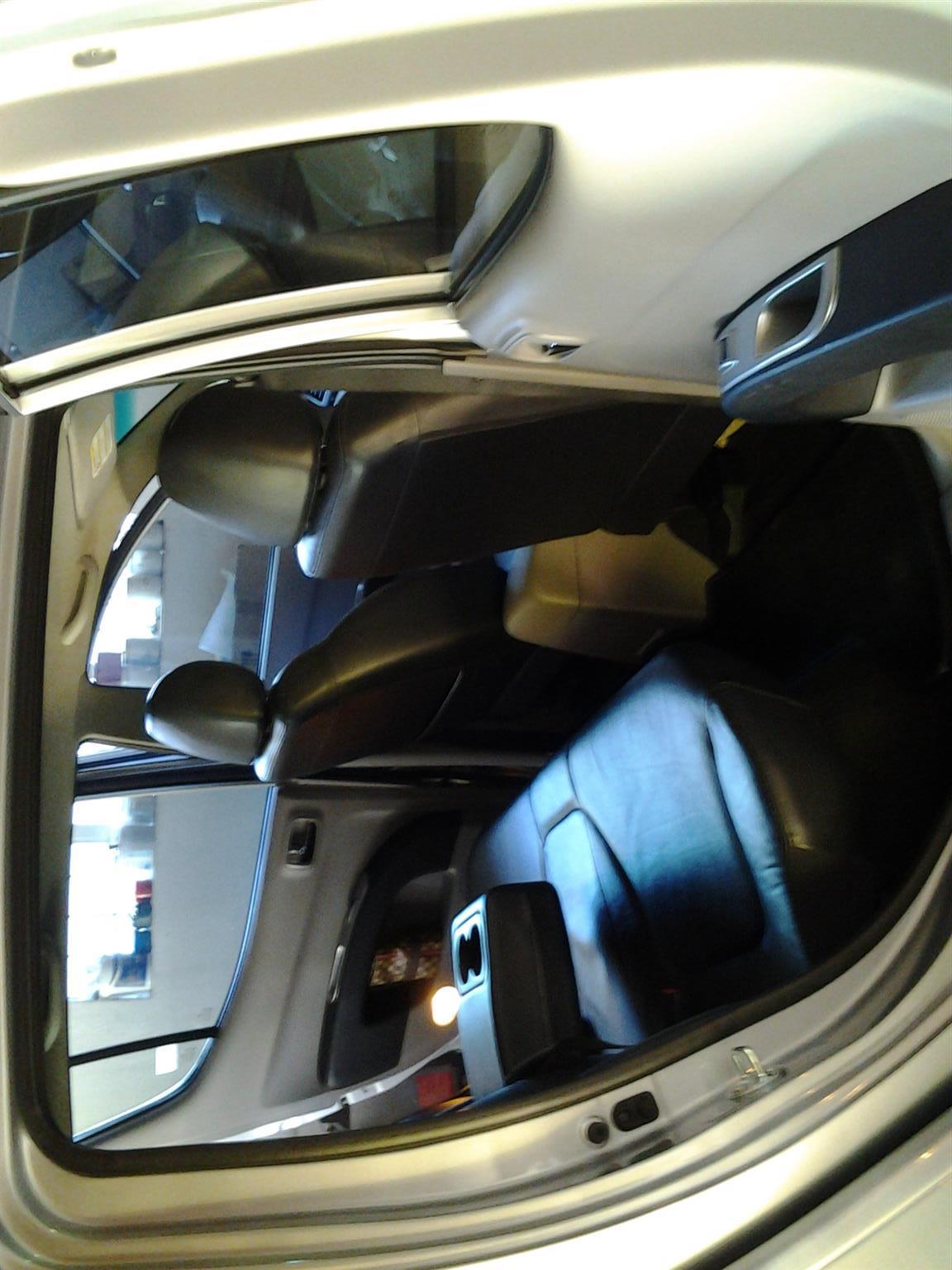 2011 Mitsubishi Triton Double Cab