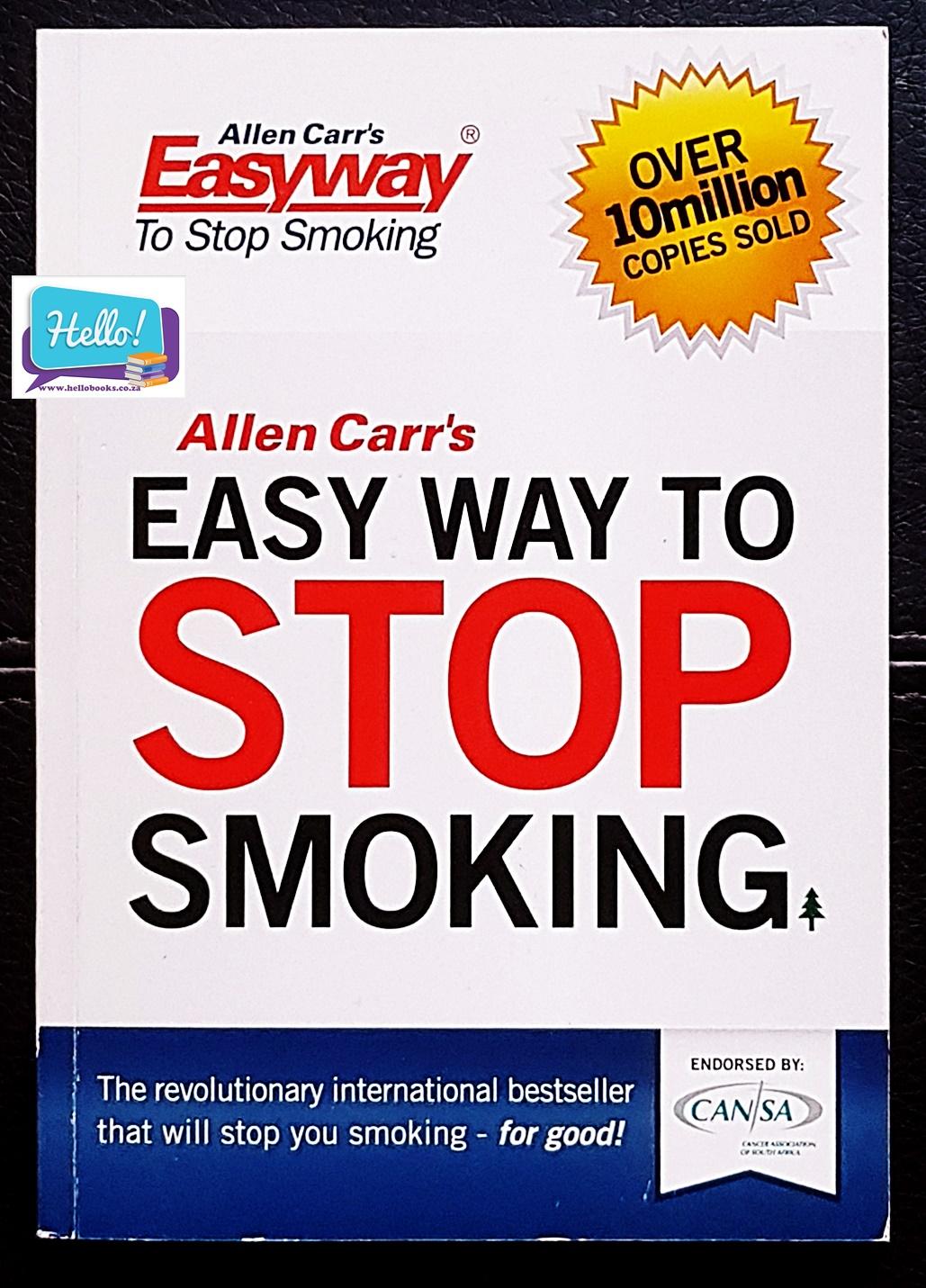 Allen Carr Allen Carr's Easyway to Stop Smoking