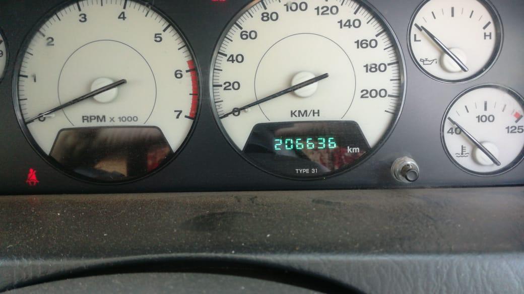 1998 Jeep Grand Cherokee GRAND CHEROKEE 3.0L CRD 75TH