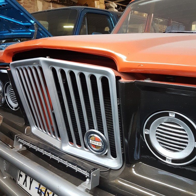1967 Jeep Wagoneer  2 door
