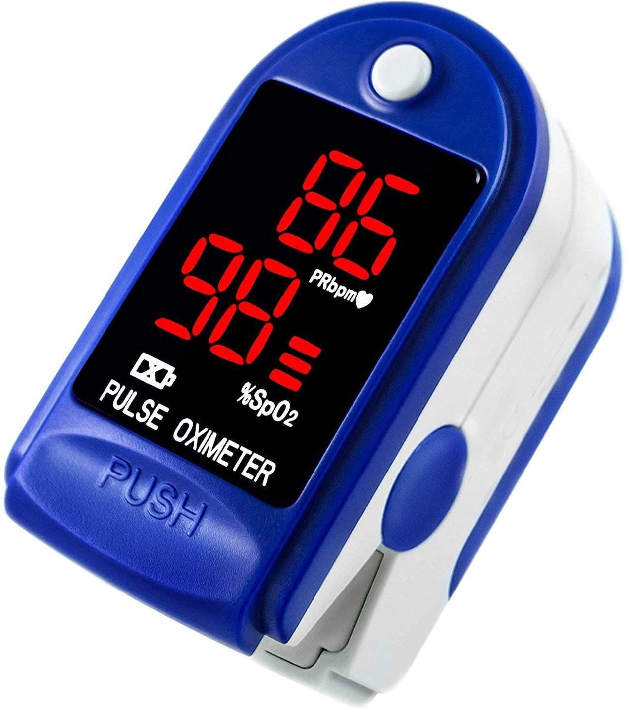 Pulse oximeter, Pulse oximeters, oximeter