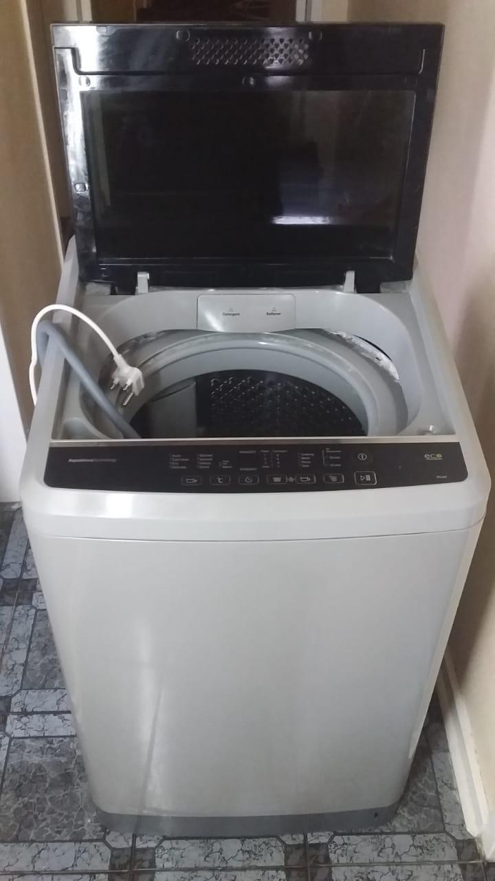 Washing machine Defy 10kg top loader