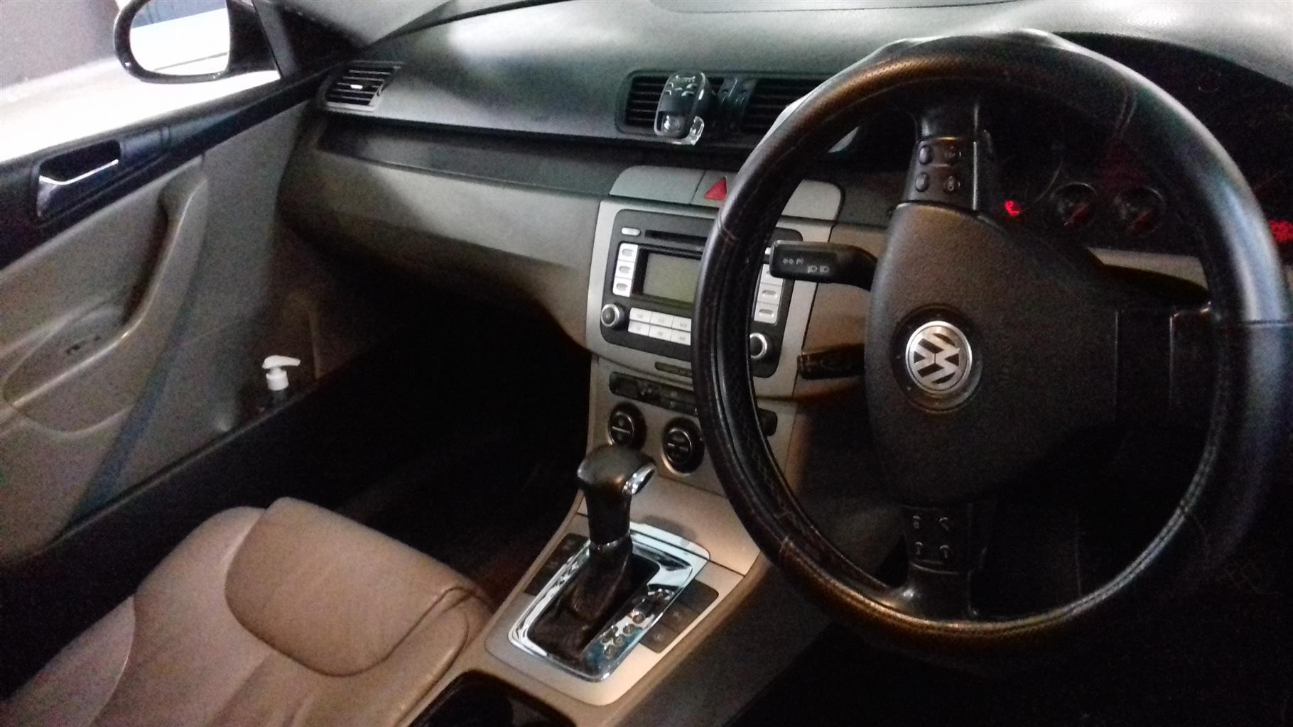 2007 VW Passat 2.0 Comfortline tiptronic