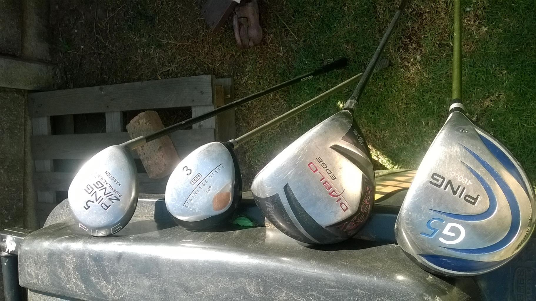 Discounted new & used ping g5 driver for sale | golf avenue.