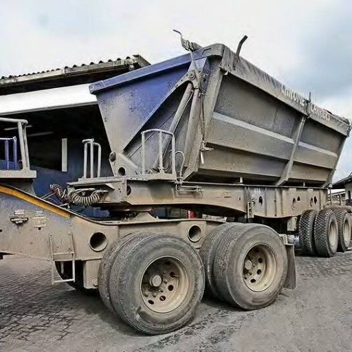 34 ton side tipper trucks for hire /rent