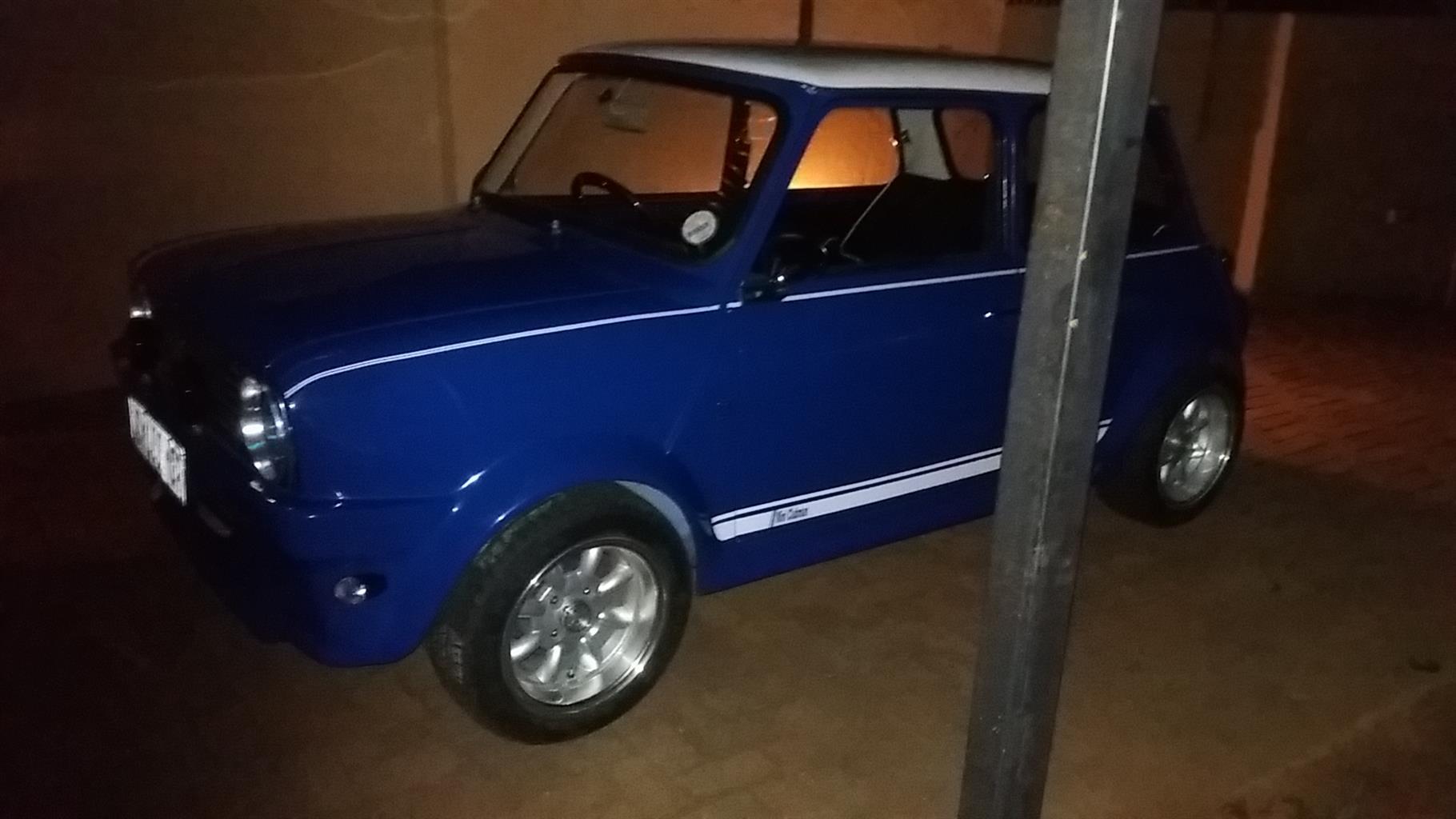 1974 Mini Clubman Cooper