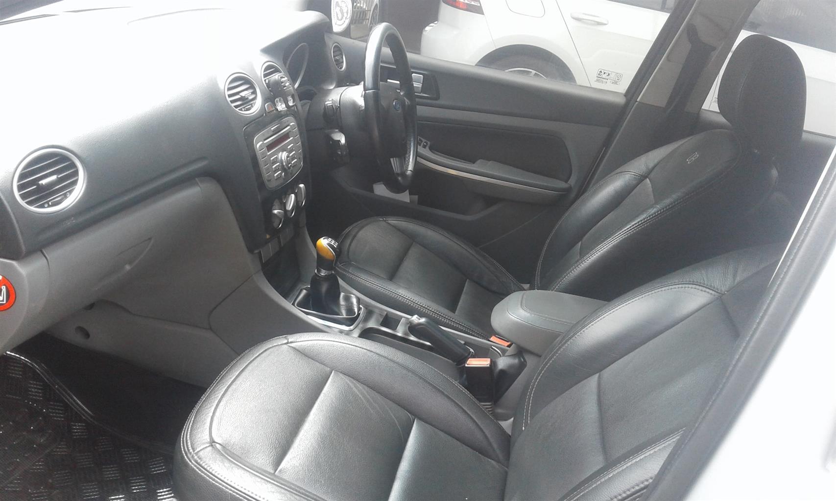 2007 Ford Focus 2.0 5 door Si